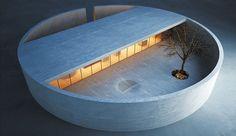 Ring House | Riyadh, Saudi Arabia | Firm: MZ Architects, Kaslik, Lebanon | Architect: Marwan Zgheib
