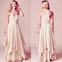 bohemian prom dresses | Columbus Ohio Wedding | Pinterest | Bohemian