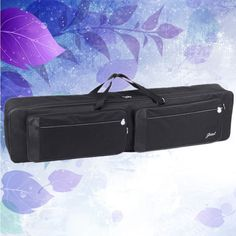 99.00$  Buy now - http://aliaua.worldwells.pw/go.php?t=32519924696 - High grade 140cm wholesale 88 keyboard bag electric piano organ backpack synthesizer soft gig waterproof case portable straps
