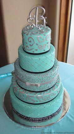 quinceanera cakes   Katrina Rozelle Pastries & Desserts   Fondant Finishes