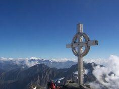 Gipfelkreuz Hint. Seelenkogel