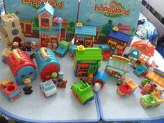 Elc #happyland church vets doctors bakers post office toy #police pay one #p&p!!,  View more on the LINK: http://www.zeppy.io/product/gb/2/302012371887/