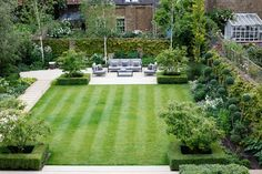 formal contemporary gardens - Google Search