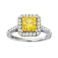 They (Don't) Call Me Mellow Yellow via Luxe | A Diamond Blog