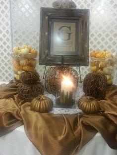 Love pumpkins in the jars
