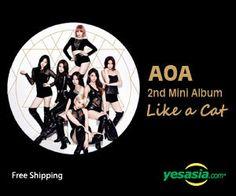 #AOA Mini Album Vol. 2 #kpop--click on the pic to order now