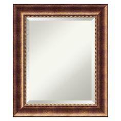 Amanti Art Manhattan Bathroom Mirror - DSW3942018