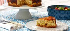 'Cheesecake' de puerros