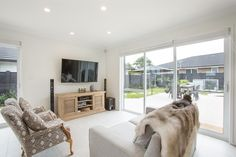 Check out our clients Rebecca Ward & Patrick Wilde's beautifully styled new home in Riverhead.  #ourstories #clientreferences #familyroom #styling #interiordesign #newhome #freshpaint #house #riverhead #generationhomesnz