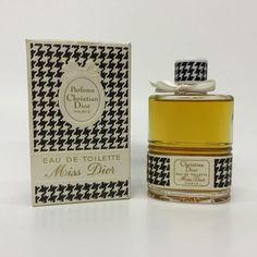 Christian Dior Miss Dior Eau de Toilette Pour Le Voyage 2 oz Bottle of Perfume | eBay