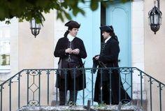 Nicolas le Floch et l'inspecteur Bourdeau