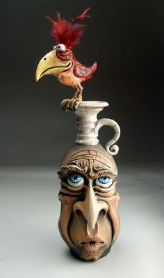 Mitchell Grafton is a full time ceramic artist making unique sculptural works of art in Panama City, Fl. Description from artodyssey1.rssing.com. I searched for this on bing.com/images