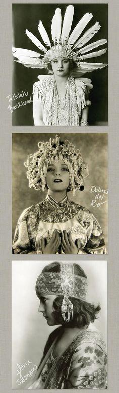 1920s headgear