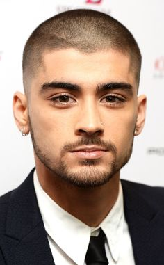 Buzz Fever from Zayn Malik's Hair Transformations 2015