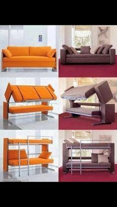2 in 1 convertible furniture