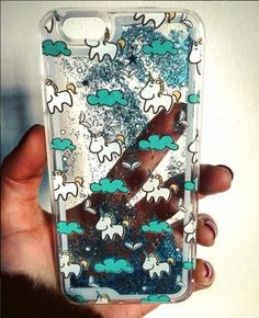 """""""Thank you @cristinaohyeah for sharing your unicorn phone case found in our massive collections. Love her taste? Get the unicorn in only USD 4.99 with FREE Shipping."""
