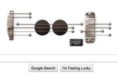 Les Paul Google