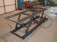 Home Made Lift Table (pics) - Page 2 - Harley Davidson Forums