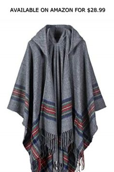 Pashmina Wool Pashmina Shawl Hood, Soft Open Winter Poncho Hoodie Winter Outfit. (beige) ◆ AVAILABLE ON AMAZON FOR: $28.99 ◆ 1pcs women sweater wrap Pashmina Wool, Winter Poncho, Wrap Sweater, Sd, Winter Outfits, Fashion Accessories, Sweaters For Women, Beige, Hoodies