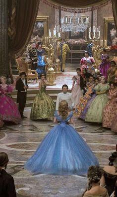 Cinderella 2015 movie still Cinderella 2015, Cinderella Live Action, Cinderella Movie, Cinderella Wedding, Walt Disney, Disney Magic, Disney Dream, Disney Love, Foto Top