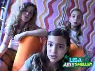 in Lisa's kamer