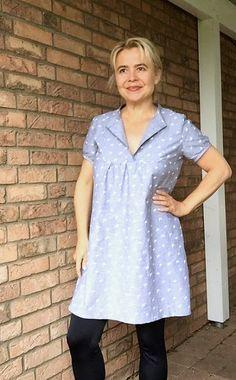 Meine Nähwelt: TOVA Wiksten Dress