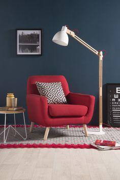 29 Ideas For Living Room Red Sofa Furniture Arrangement Red Couch Living Room, Living Room Chairs, Living Room Decor, Sofa Living, Sofa Furniture, Furniture Design, Furniture Arrangement, Living Room Inspiration, Sofa Design
