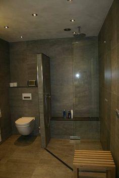Voorbeeld badkamers en toiletten - Sanidrõme Hoezen
