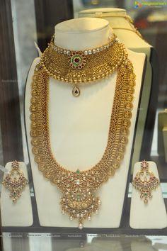 Exclusive Coverage: Swathi inaugurates Rukmini - The Mythological Jewellery Exhibition by PMJ Jewels at Hotel Avas - Image 61