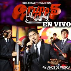 DownloadToxix: Grupo 5 - En Vivo [AAC M4A] (2015)