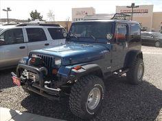 1990 Jeep Wrangler Base