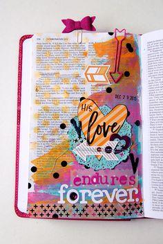 Elaine Davis | His Love | Illustrated Faith