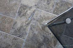 Travertine, Granite, Natural Stones, Tile Floor, Room Decor, Texture, Decorating, Living Room, Crafts