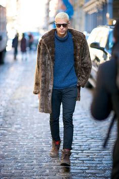 Menstyle fur modernfit Streetstyle
