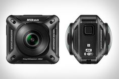 Like most action cams, it's shockproof, dustproof, waterproof (down to 100 feet), and generally tiny. But the Nikon KeyMission 360 Action Camera has something going for it most competitors don't: decades of photographic experience. The venerable camera maker's first foray...