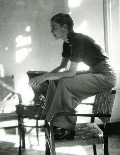 Marianne Breslauer Miss Moss Tomboy Fashion Breslauer Marianne Moss Moda Vintage, Vintage Mode, Vintage Style, Tomboy Stil, Estilo Tomboy, 1930s Fashion, Vintage Fashion, Mod Fashion, Edwardian Fashion