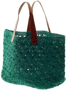 the most perfect beach tote