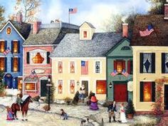 american folk art paintings - Yahoo Image Search Results