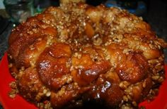 Gorilla bread#Pin By:Pinterest++ for iPad# Gorilla Bread, Chicken Wings, Deserts, Ipad, Ethnic Recipes, Sweet, Candy, Postres, Dessert