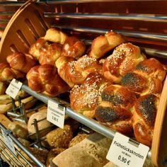Leckere frische Backwaren bei BäckerMann | creme berlin