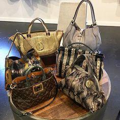 Pretty in Python! Shop all handbags on www.mymoshposh.com!