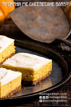 Cheesecake Bars with a Gingersnap Crust and a Marshmallow-sour cream ...