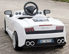 Lamborghini Gallardo pedal car for kids aged 3-5 years
