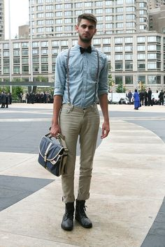 handsome man purse | Dressing Him | Pinterest | Purses, Handsome ...