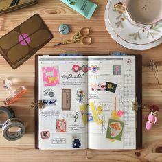 "8 Likes, 2 Comments - Aurélie (@bonjourfacteur) on Instagram: ""Week 18 • But first, coffee ☕️"""