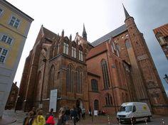 Denkmal, Georgskirche, Aussichtsplattform, Wismar, Wiederaufbau, Poel, Plattform, St.-Georgen-Kirche, Hansestadt, Millionen
