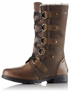 Sorel Emelie Lace Boot #boots #affiliate
