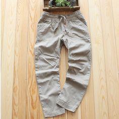 人气特价谁买谁赚了外贸儿童纯棉梭织薄款休闲长裤 男童夏季童裤