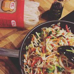 Jutrzejszy obiad w przygotowaniu  Co będzie u Was? Piszcie, może znajdę pomysł na kolejne dni. #obiaddnia #chińszczyzna #taotao #lubiegotowac