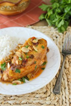 Slow Cooker Curried Chicken Breasts and a GIVEAWAY